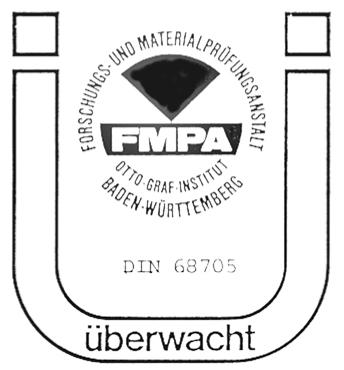 Certification BFU des contreplaqués TeboPin